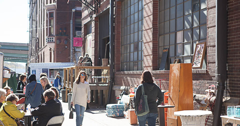 West bottoms visit kc for Craft stores in kansas city